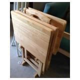 Wood TV Tables