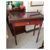 Display Cabinet on Table
