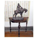 Indian Statue, 1/2 Table