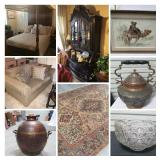 Elegant and Classic Online Auction - Antiques, Traditional, oriental rugs, Waterford & more