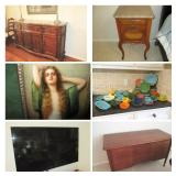 Pebble Creek Online Estate Auction - full of beautiful, luxurious inventory!