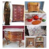 Something for Everyone Online Estate Auction - packed home!