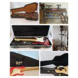 Boonville Online Estate Auction - high end guitars, awesome collection of power tools & reloaders