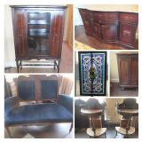 Montgomery Online Estate Auction - antiques, contemporary, sewing, Christmas and more!