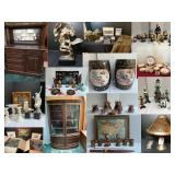 Southwood Valley Online Estate Auction - Mica Lamps, Murano Glass, Model Plans and more!