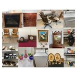 Huntsville Online Estate Auction - Featuring home furnishings, appliances, housewares, tools & more