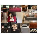 Crighton Ridge Online Estate Auction - Beautiful home furnishings, appliances, decor, tools & more
