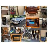 Bee Creek Online Estate Auction - Mercury Grand Marquis, Tools, Housewares, Plants & More