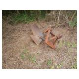 Turning Plow To Be Auctioned