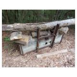 Wood Hauler To Be Auctioned