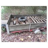 Old Trailer To Be Auctioned