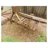 Springtooth Plow To Be Auctioned