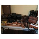 Antique Camera equipment, etc.