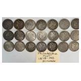 21 Morgan P Mint