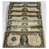 Vintage Bills