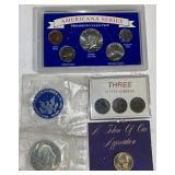 UNC Coins