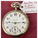 Hamilton 21 Jewel