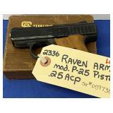 Raven Arms P-25