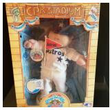 Houston Astros Cabbage Patch Doll / Orig. Box