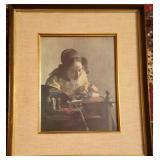 Vintage Vermeer Print