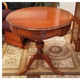 Mahogamy Occasional Table