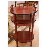 Mahogany Telephone Table