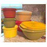 Misc. Tupperware Dishes