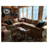 Sectional Couch & cobbler