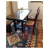 DiningTable,Bench,chairs
