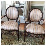 Pair of LR chairs