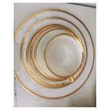 6 pc place setting x 12plus