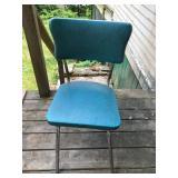 4 midcentury chairs