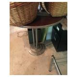 metal deco table