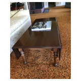 """#37 coffee table 50""""Lx21""""Dx15""""H $28"""