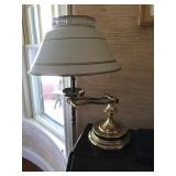 #41 swing arm lamp $15