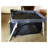 #62 Guava portable baby bed $35