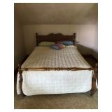 "#61 dbl bed 54""  $35"