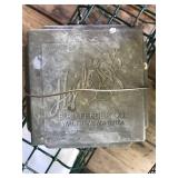 #74 A single Hyde bird feeder $15