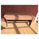 #1. Picnic bench $18