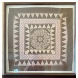 #94 Polynesia fabric $10