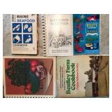 #117. 5 cookbooks $10