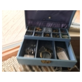 #118. Jewelry and box