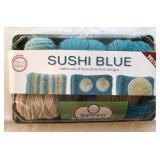 1. Sushi Felt purse kit $10