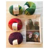 2. Liberty wool zigzag tam $18