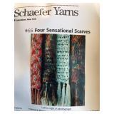 4. Shaefer scarf kit $35