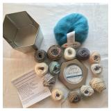 13. Luxury sampler + mohair $28