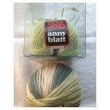21. Green sock + scarf kits $45