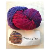 24. Tassel top kit purple $15
