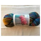 3.Fleece artist thrum mittens $10