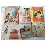 42. sewing books $20